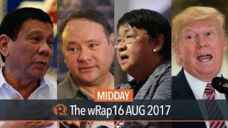 Download Video Taguiwalo, Duterte and Teodoro, Trump | Midday wRap MP3 3GP MP4