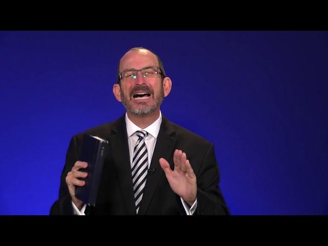 Hebreos capítulo 2 - Parte 2 - Dr. Baruch Korman