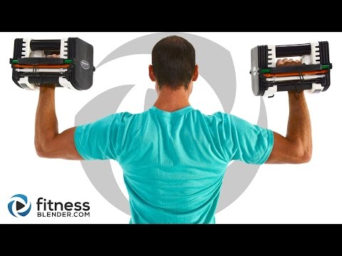 All Strength Upper Body Workout - Upper Body Muscle Building Workout