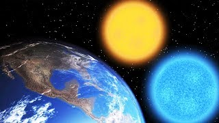 What Happens If Earth Had Two Suns in Universe Sandbox 2
