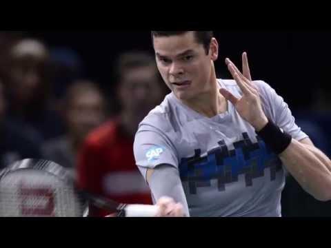 "Finale gegen Novak Djokovic! Milos Raonic: ""Fühle mich bereit"" | ATP Masters Paris | Tennis"