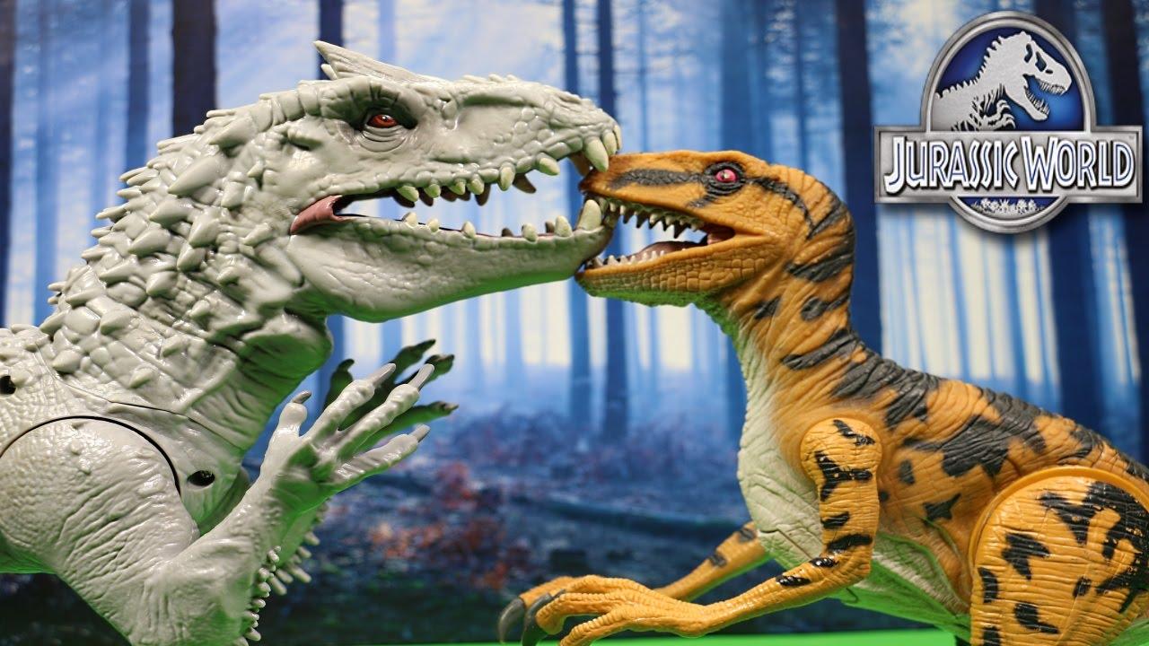 jurassic park utahraptor jp 22 review compare to indominus