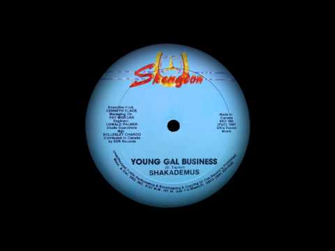 Chaka Demus - Young Gal Business