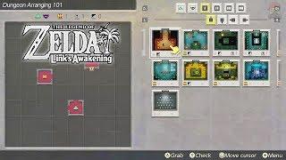 Zelda Link's Awakening - Chamber Dungeon