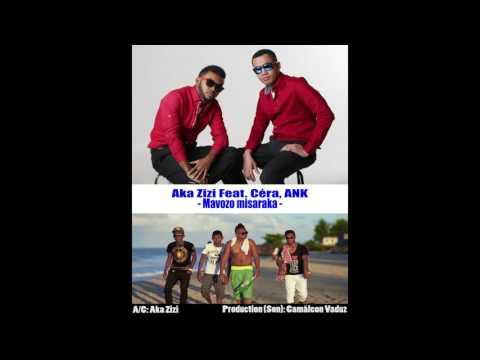 Aka Zizi feat. Céra, ANK - Mavozo misaraka |Audio officiel|