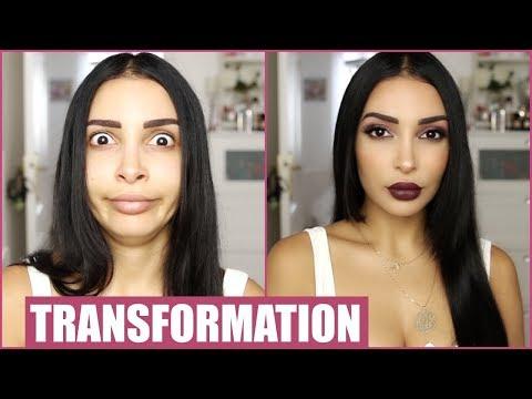 TRANSFORMATION Avec Du Maquillage PAS CHER !