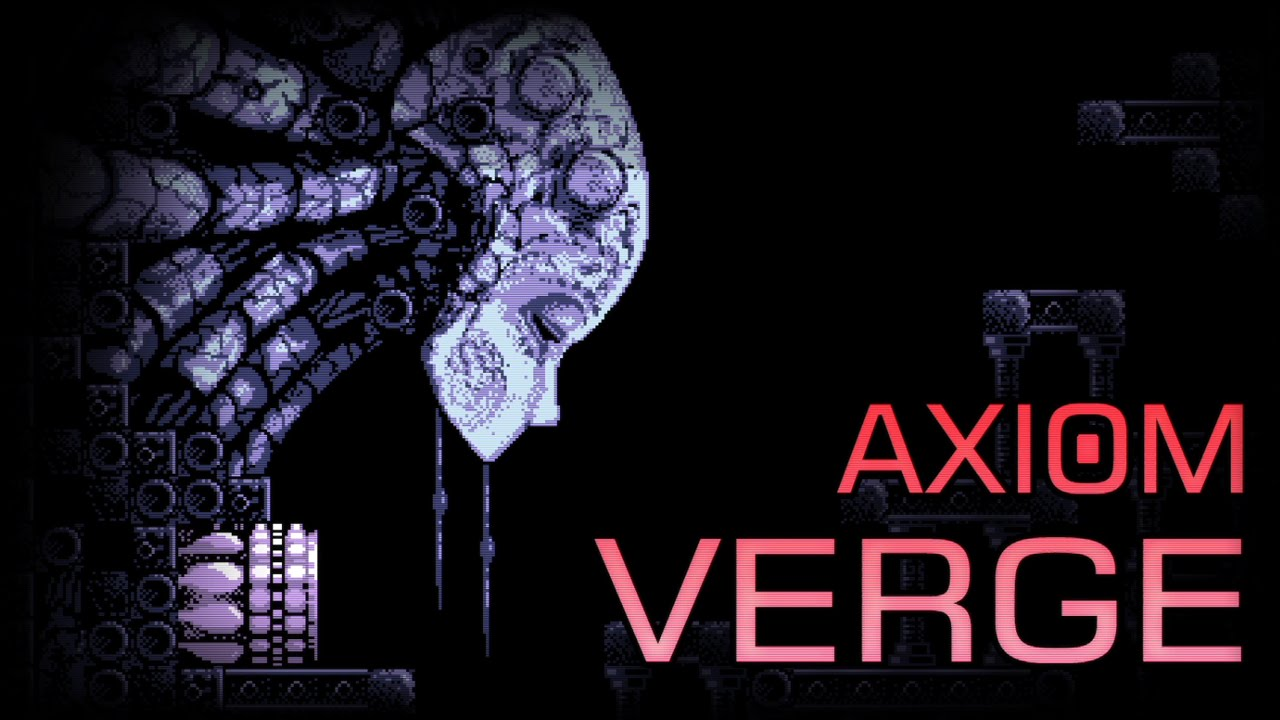 SB Plays: Axiom Verge - Part 1