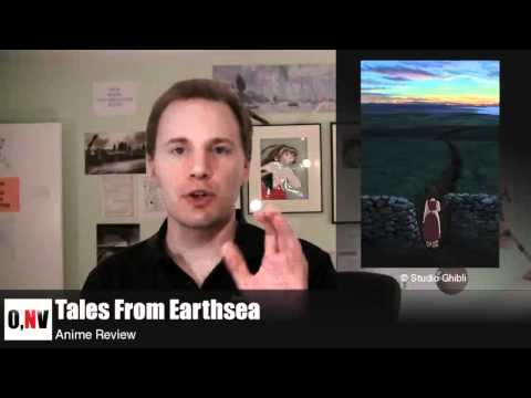 Tales from Earthsea - Anime Review