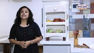 बिजली के बिना चलने वाला फ्रिज   Mitticool's Clay Refrigerator   Product Explainer by zappl