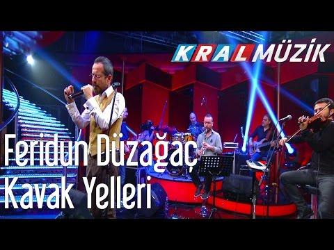 Kral POP Akustik - Feridun Düzağaç - Kavak Yelleri