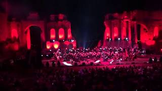 Il Volo full concert in Taormina 01.06.2017 NotteMagica Tour