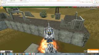 Tanki online-parkour level 3[Special]