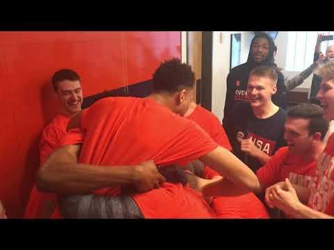 Player Celebration | NCAA Selection