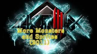 SKRILLEX DISCOGRAFIA COMPLETA (2009-2014)