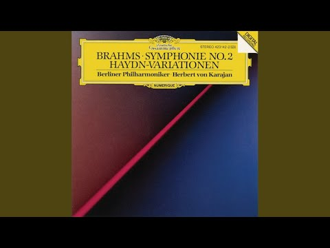 Brahms: Symphony No.2 In D, Op.73 - 4. Allegro con spirito