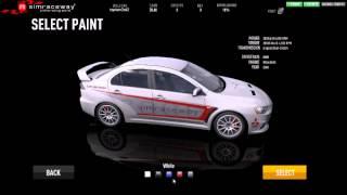 "(menu gameplay) ""simraceway"" free multiplayer/online racing simulator 9400gt geforce"