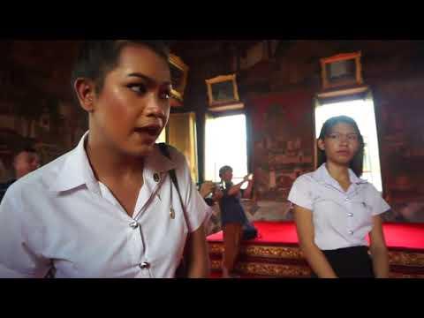 Travel to Wat Arun   2018