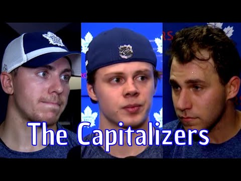 The Leafs Convo: New wave of Leafs scorers add to assault