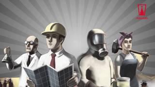 Трейлер к настольной игре Проект Манхэттен