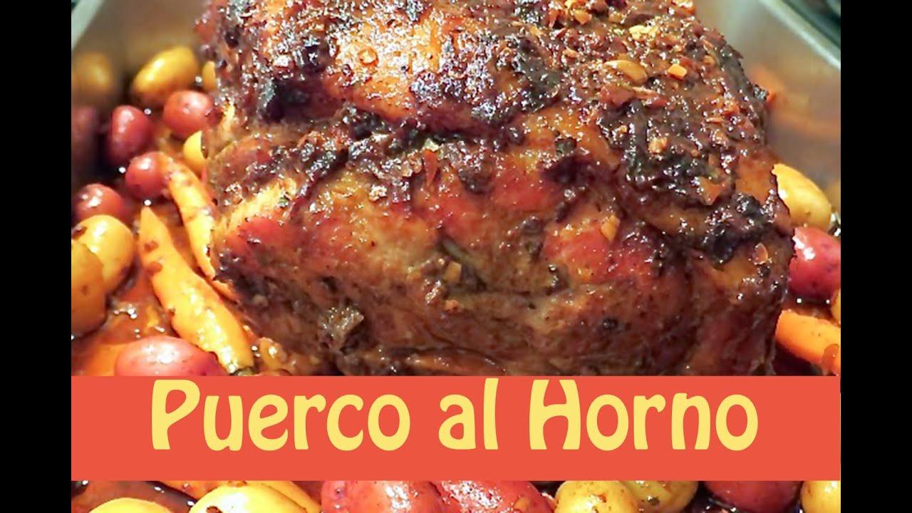 Puerco Adobado Al Horno The Frugal Chef Youtube