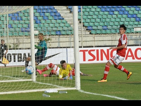 YANGON UNITED vs SOUTH CHINA: AFC Cup 2016 (Group Stage)