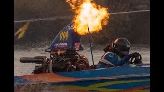 Finnegan's Garage Ep. 31: Boom! Nitrous Backfire and Boat Racing