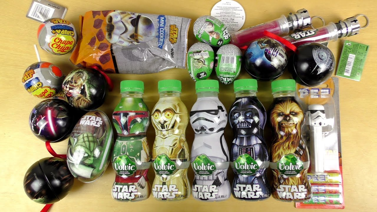 Star Wars Cooking Supplies Star Wars Candy Food And Drink Youtube