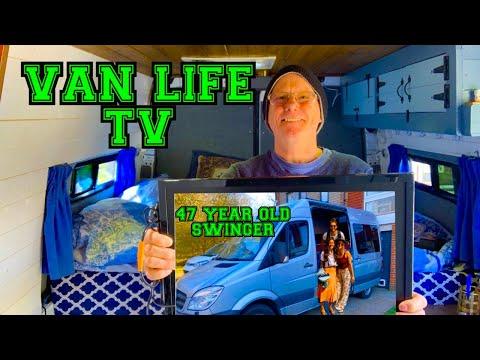 VAN LIFE TV LOCKDOWN preparing for self isolation & Quarantine full time van life