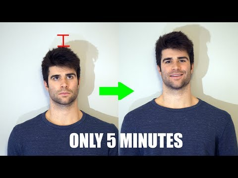 How to Grow 1 Inch Taller - In Only 5 Minutes!
