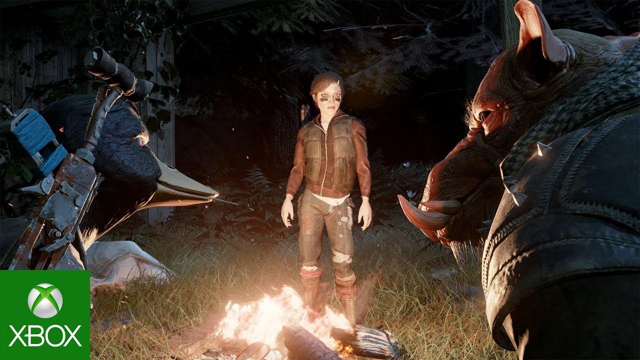 Mutant Year Zero: Road to Eden - E3 Gameplay Trailer
