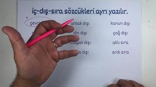 FULL TEKRAR / 7.Video / Yazım Kuralları-2 / RÜŞTÜ HOCA