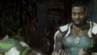 Mortal Kombat 11 #8 - WSZYSTKO W RODZINIE, Jacqui i Jax
