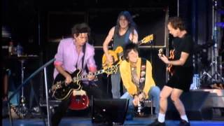 Rock Me Baby   The Rolling Stones And AC DC Live 2003   YouTube2
