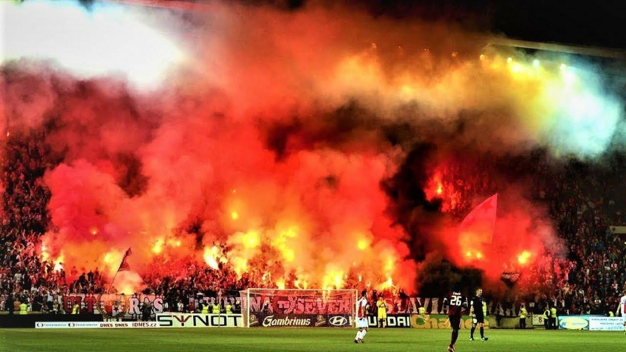 Image result for slavia prague fans