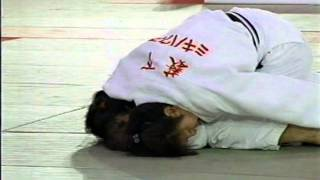 1995 All Japan Woman's Judo Weight Class Championship -52kg Final A...