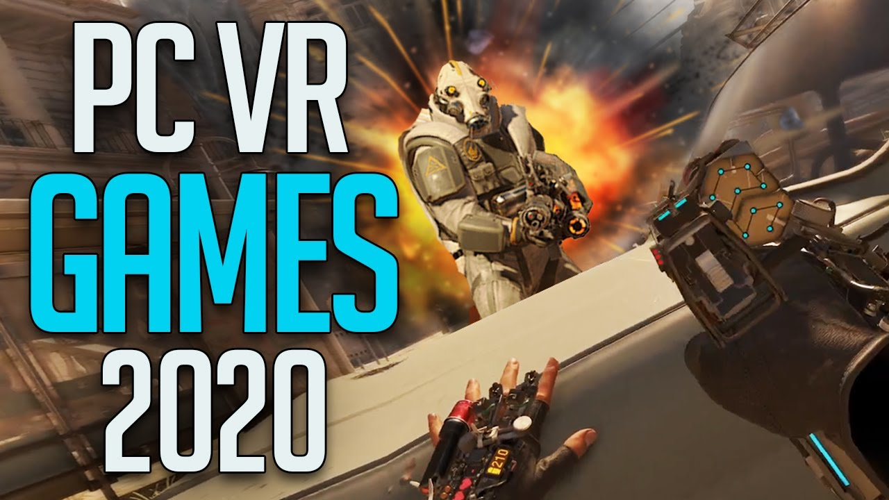 Top 15 Best Pc Vr Games That You Should Play Right Now Youtube