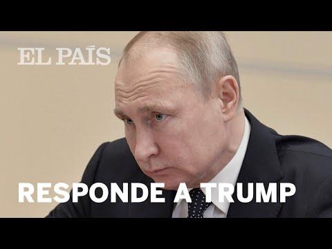 PUTIN condena el ataque de EE UU sobre SIRIA pero no amenaza con represalias | Internacional