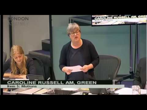 Worst business decision in history: Caroline Russell condemns Trump's climate stance