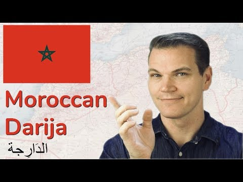 Moroccan Darija: an Arabic Dialect?
