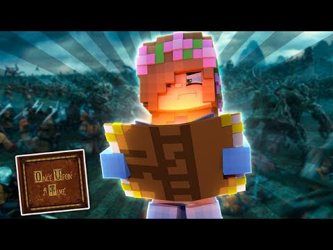 THE DARK CHAPTER! FIGHTING MALEFICENT Minecraft Once Upon A Time w/LittleKelly