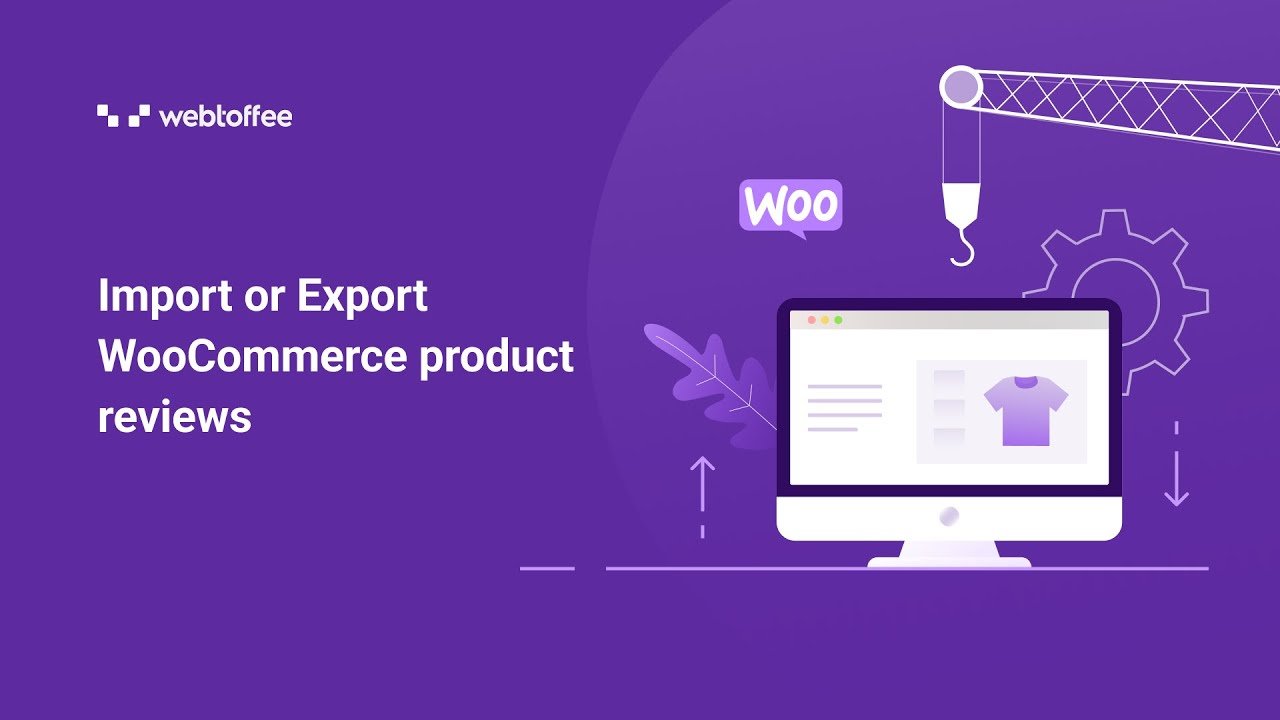 Product Import Export Plugin For WooCommerce