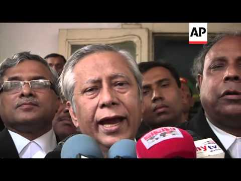 Bangladesh jails Islamic party leader for life