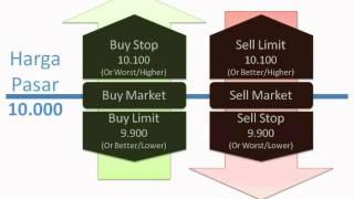 MetaTrader 4 - Order, Pending Order, Stop Loss and Take Profit
