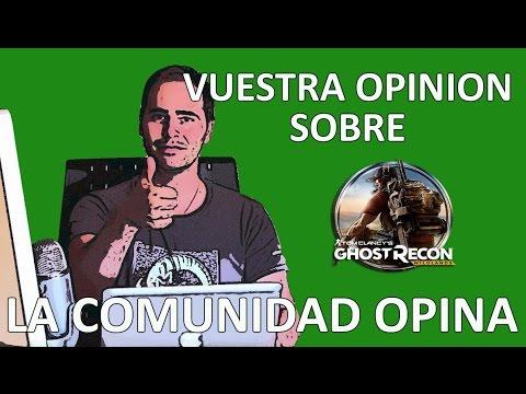La Comunidad Opina - Ghost Recon Wildlands