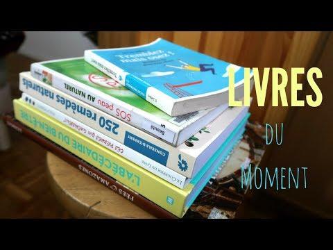 LIVRES DU MOMENT / BEAUTÉ, SANTÉ & BIEN-ETRE