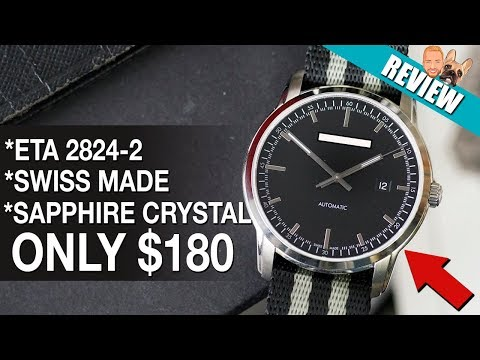 BEST VALUE FOR MONEY WATCH EVER! Can You Guess The BRAND?