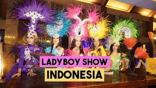 MIRANDA AND FRIENDS SHOW || BANCI SHOW INDONESIA || DRAGQUEEN INDONESIA || LADYBOY SHOW INDONESIA