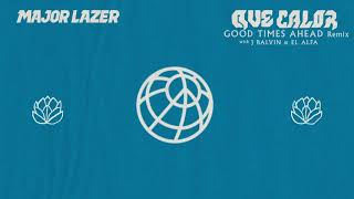 Descarca Major Lazer - Que Calor (With J Balvin x El Alfa)(GTA Remix)