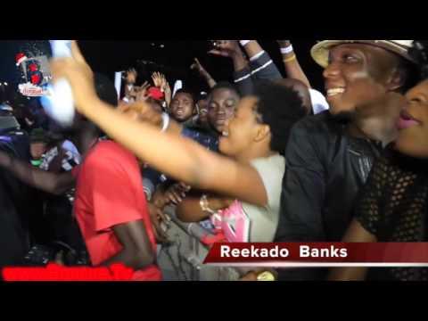 Video:- REEKADO BANKS performace at the ACCESS MAVIN CONCERT
