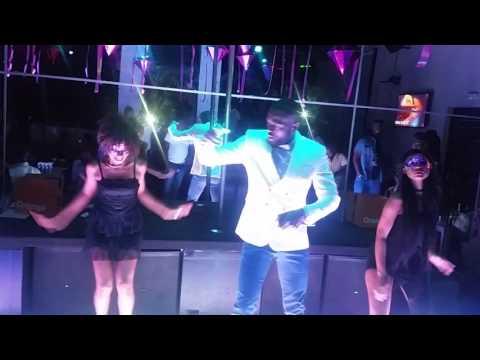 Showcase lifestar Abidjan : la Jet Set : Lino  Versace  et Borosanguy.